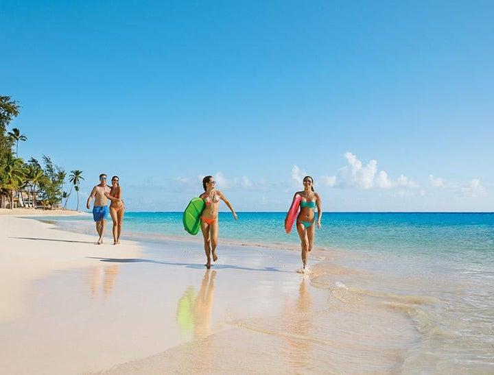 Sunscape Dominican Beach in Bavaro, Punta Cana, Dominican Republic