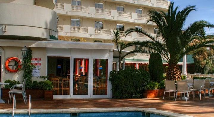 Hotel Alegria Fenals Mar in Lloret de Mar, Costa Brava, Spain