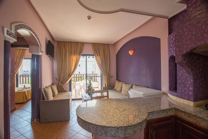 Rihab Residence Hotel in Agadir, Morocco