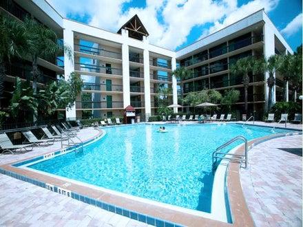 Clarion Inn Lake Buena Vista, a Rosen Hotel in Orlando, Florida, USA