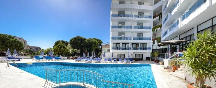 Ponz Boutique Hotel in Kusadasi, Aegean Coast, Turkey