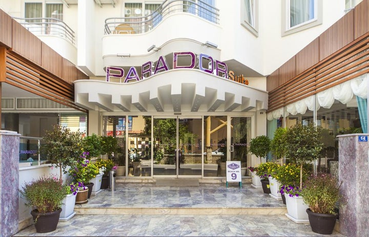 Parador Suites in Alanya, Antalya, Turkey