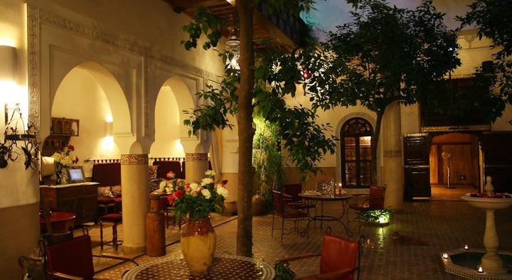 Riad Rafaele in Marrakech, Morocco
