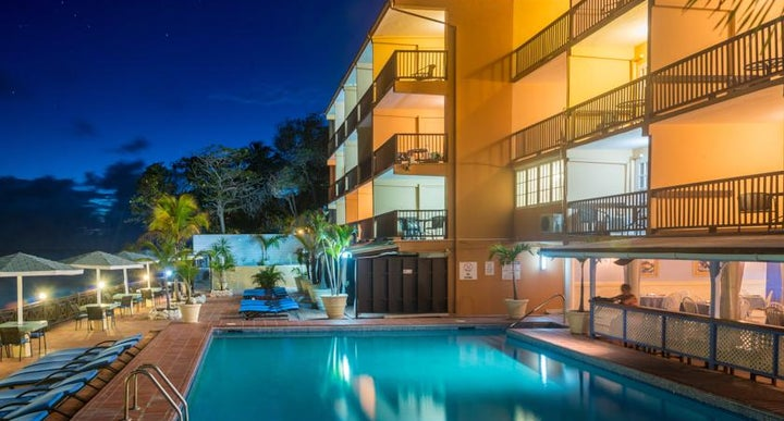 South Gap Hotel In Christchurch Barbados