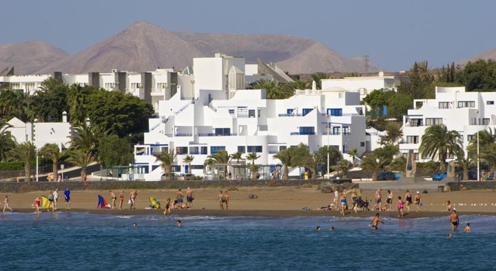 Club Los Pocillos in Puerto del Carmen, Lanzarote, Canary Islands