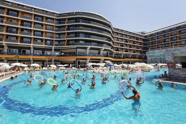 Senza The Inn Resort & Spa in Alanya, Antalya, Turkey