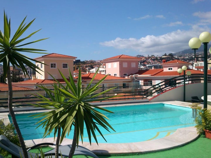 Windsor in Funchal, Madeira, Portugal
