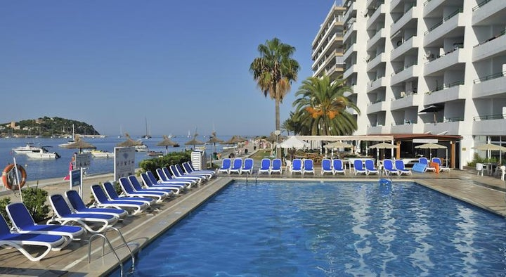 Apartments Globales Verdemar in Santa Ponsa, Majorca, Balearic Islands