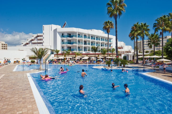 Hipotels Cala Millor Park in Cala Millor, Majorca, Balearic Islands