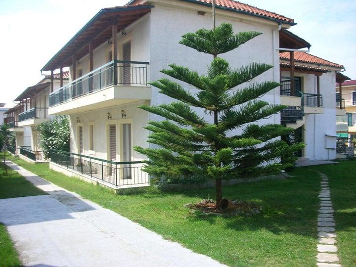 Corifo Village in Acharavi, Corfu, Greek Islands