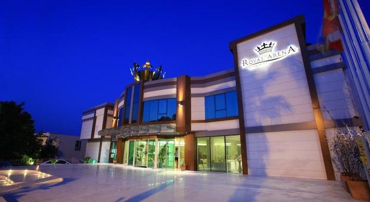 Royal Arena Resort & Spa in Gumbet, Aegean Coast, Turkey