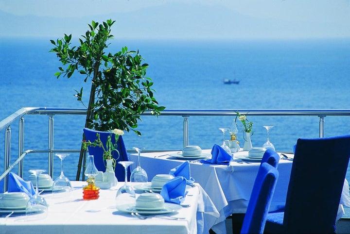 Forever Club in Bodrum, Aegean Coast, Turkey