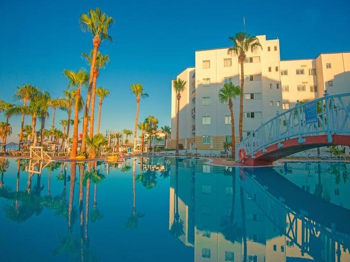 Anastasia Beach Hotel in Protaras, Cyprus