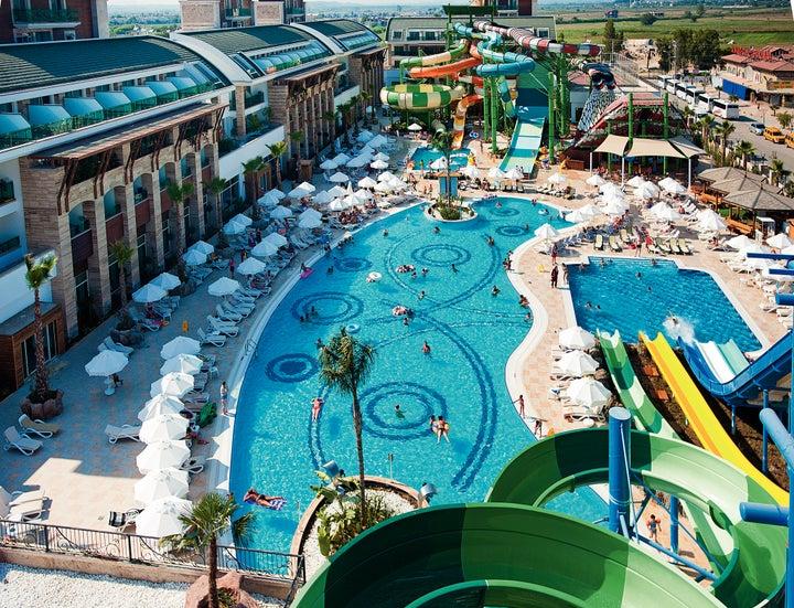 Crystal Waterworld Resort And SPA Image 2