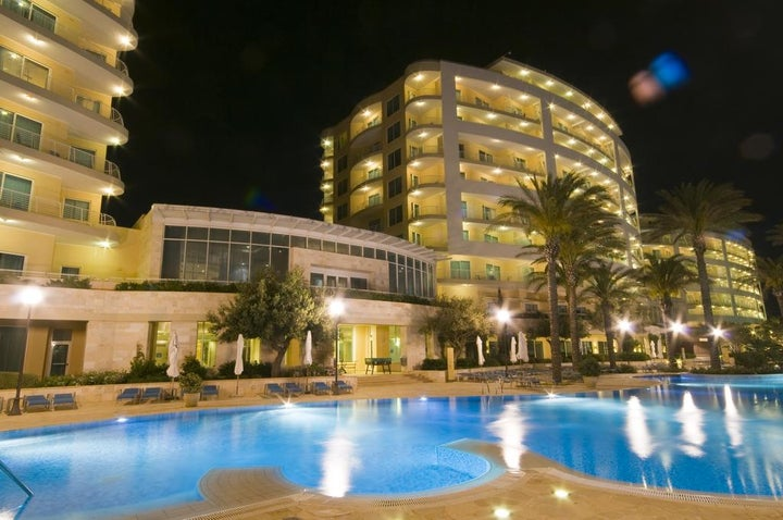 Radisson Blu Golden Sands Resort in Mellieha, Malta