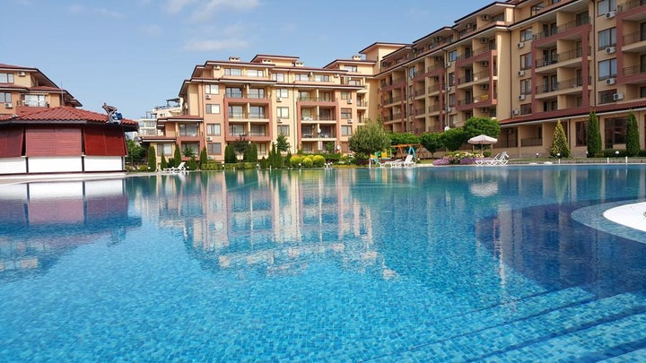 Hotel Magic Dreams in Sveti Vlas, Bulgaria
