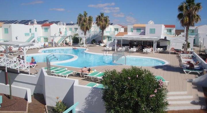LABRANDA La Tahona Garden Apartments in Caleta de Fuste, Fuerteventura, Canary Islands
