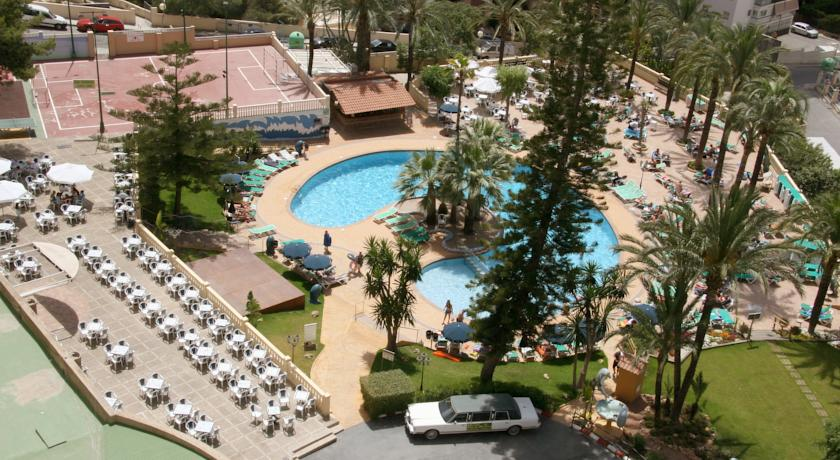 Palm Beach Hotel In Benidorm Spain Holidays From 223pp Loveholidays