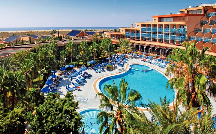 MUR Hotel Faro Jandia in Jandia, Fuerteventura, Canary Islands