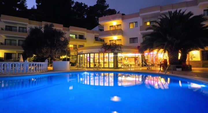Balansat Apartments in Puerto San Miguel, Ibiza, Balearic Islands