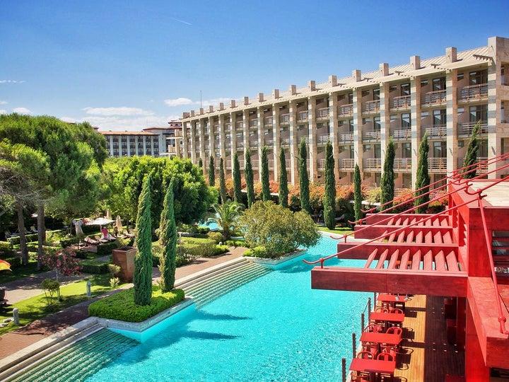 Gloria Serenity Resort in Belek, Antalya, Turkey