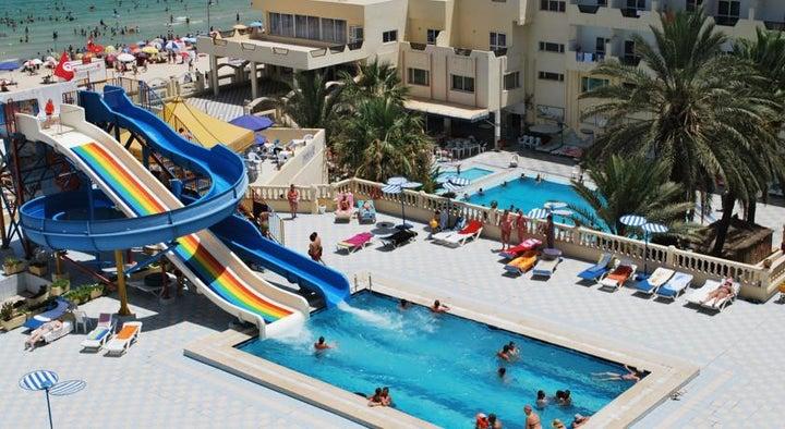 Karawan Beach & Resort in Sousse, Tunisia