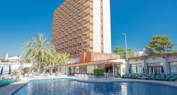 Hotel Cabana Benidorm Spain