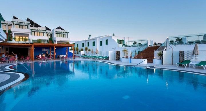 Blue Sea Los Fiscos Hotel In Puerto Del Carmen Lanzarote Canary Islands