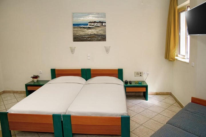 Papadakis Apartments in Georgioupolis, Crete, Greek Islands