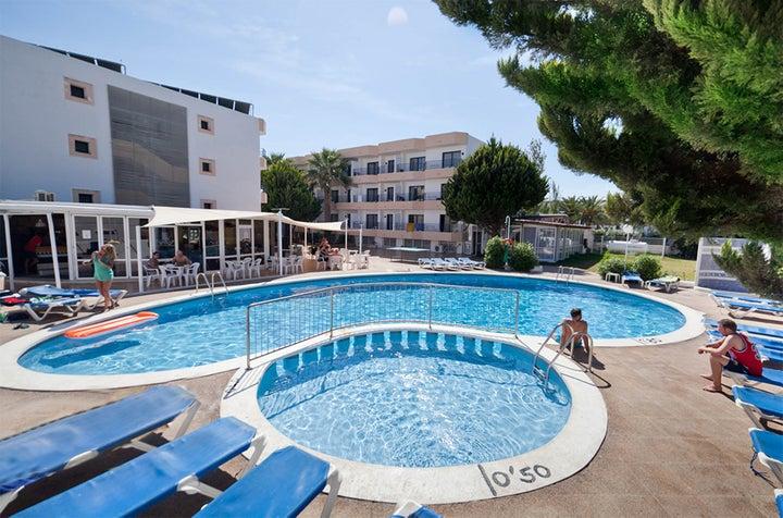 Hotel La Noria in Playa d'en Bossa, Ibiza, Balearic Islands