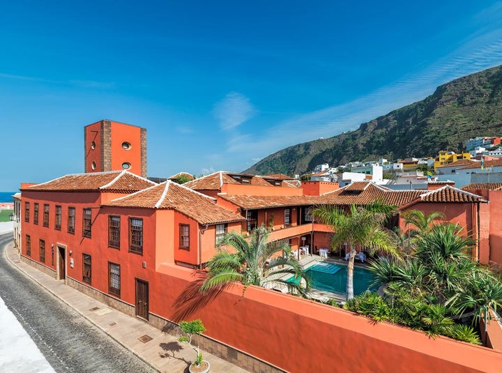 San Roque in Garachico, Tenerife, Canary Islands