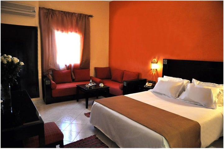 Hotel Mont Gueliz in Marrakech, Morocco
