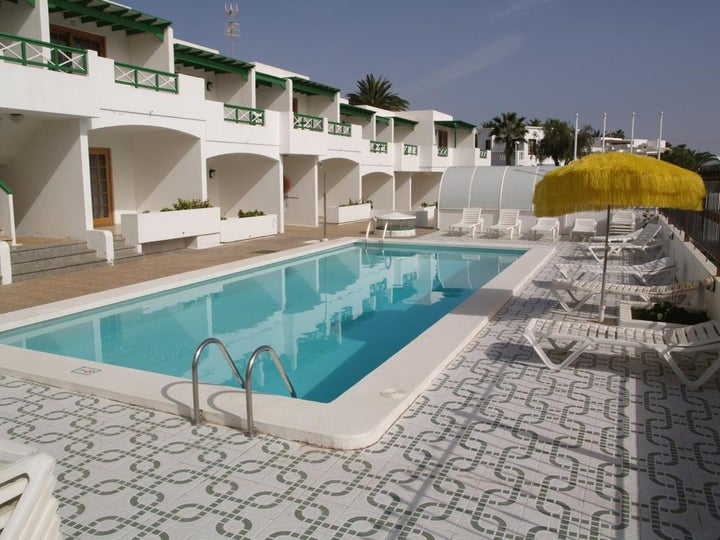 Isabel Apartments in Puerto del Carmen, Lanzarote, Canary Islands