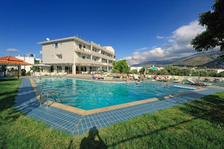 Hermes Hotel Malia in Malia, Crete, Greek Islands