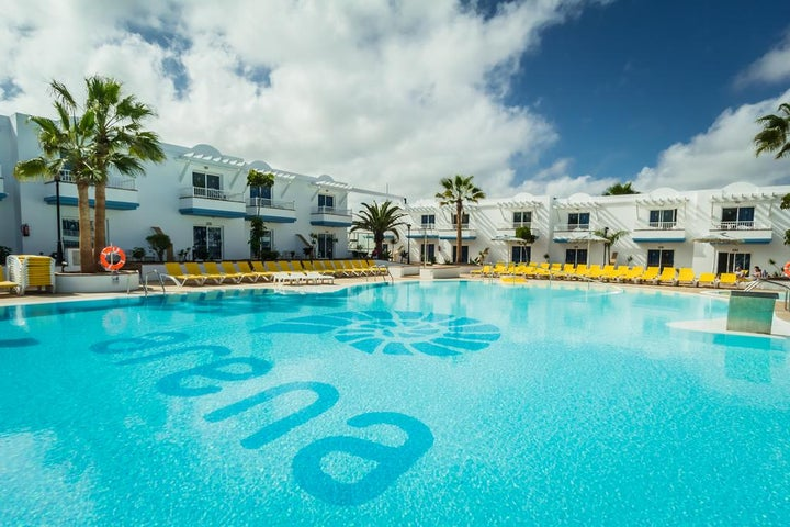 Arena Beach in Corralejo, Fuerteventura, Canary Islands