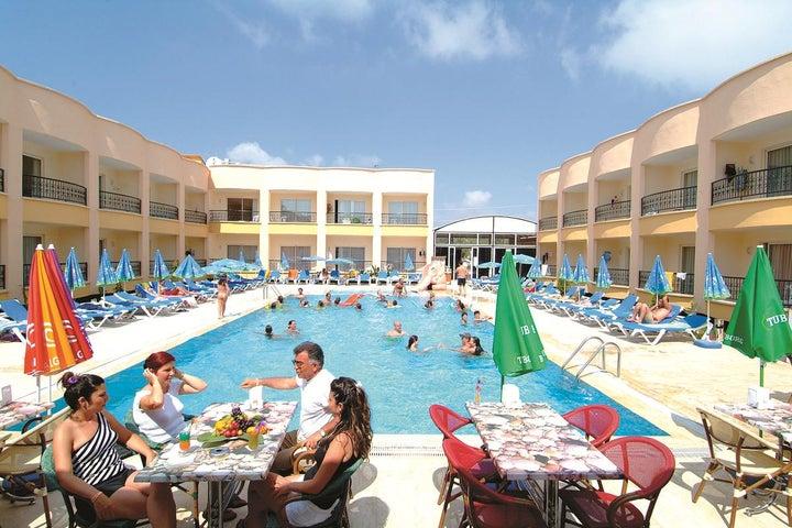 Sayanora Hotel in Side, Antalya, Turkey