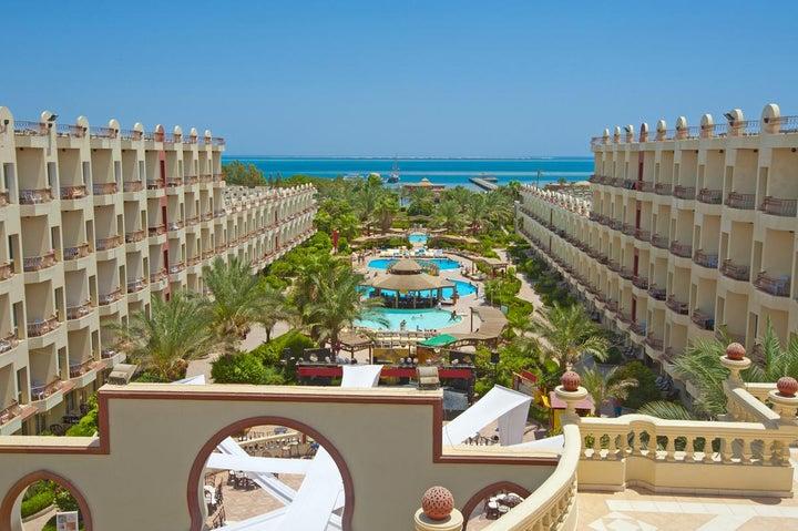 Hawaii Palm Aqua Park Resort (Ex. Mirage New Hawaii Resort And Spa) in Hurghada, Red Sea, Egypt