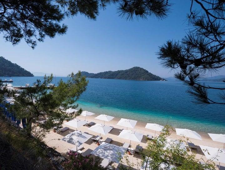 D Resort Gocek in Fethiye, Dalaman, Turkey