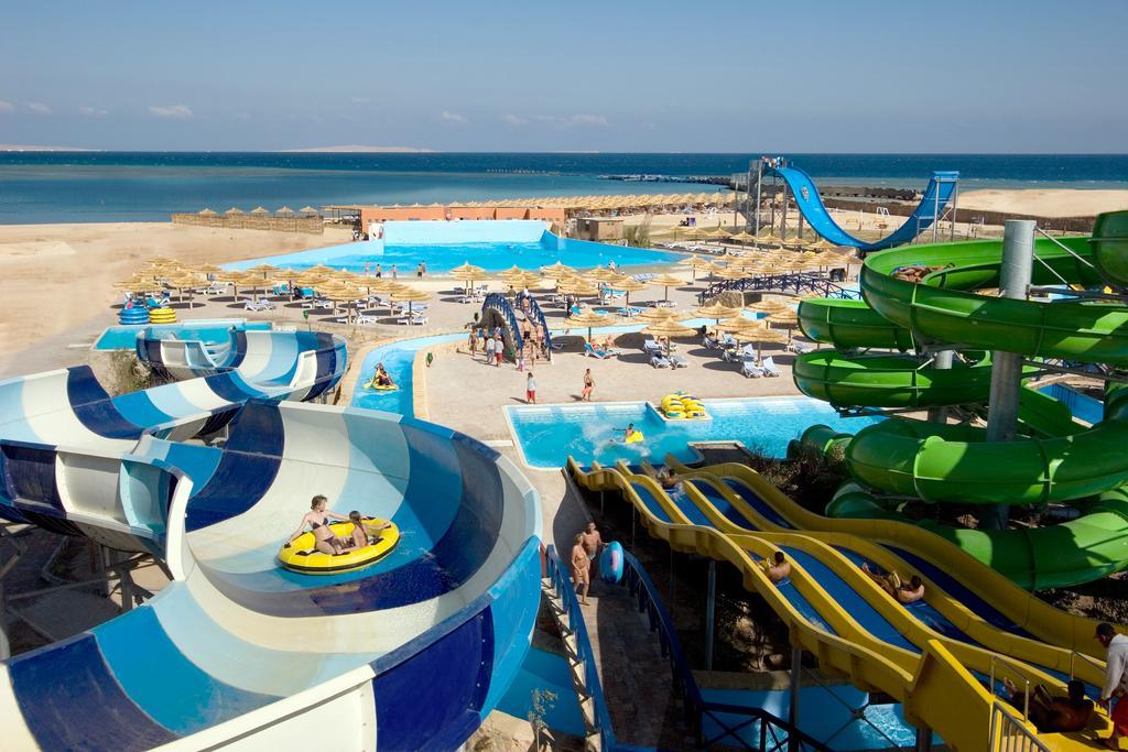 Anic Beach Spa Aqua Park In Hurghada Egypt Holidays From