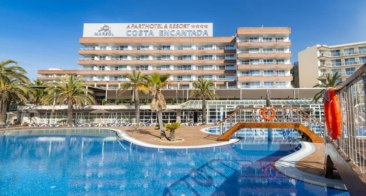 Hotel Costa Encantada Lloret Del Mar