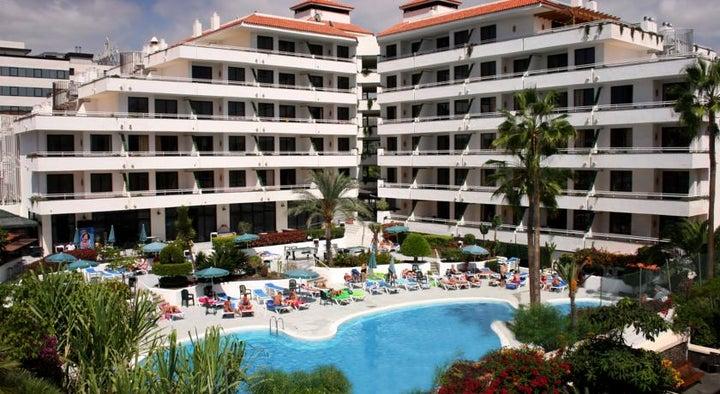 Hotel Andorra in Playa de las Americas, Tenerife, Canary Islands