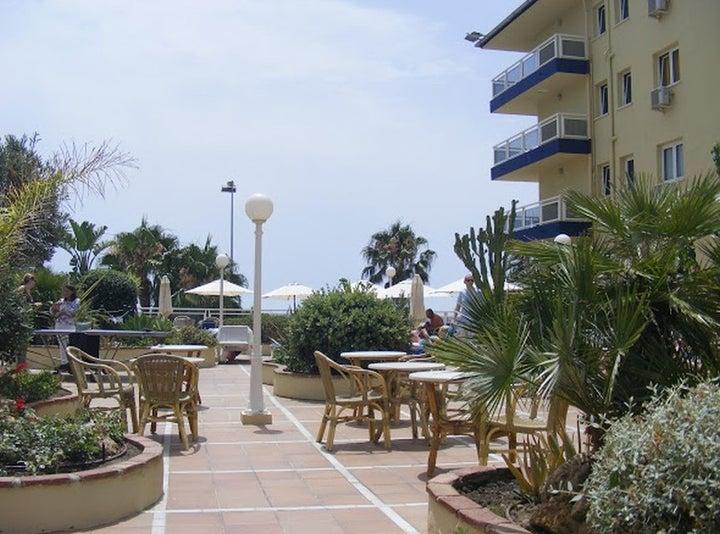 Las Arenas Hotel Image 42