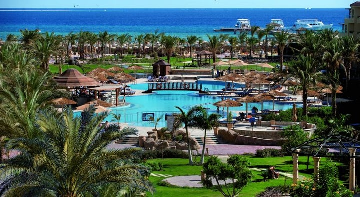 Amwaj Blue Beach Resort & Spa-Abu Soma in Soma Bay, Red Sea, Egypt
