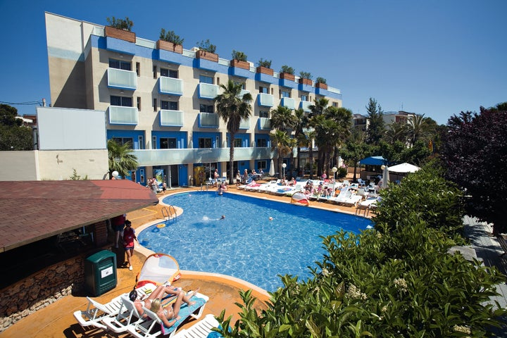 Villamarina Club Hotel in Salou, Costa Dorada, Spain
