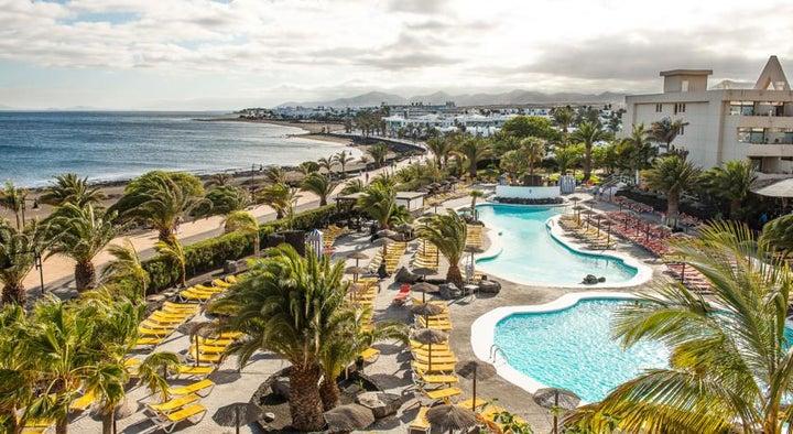 Beatriz Playa & Spa Hotel in Puerto del Carmen, Lanzarote, Canary Islands