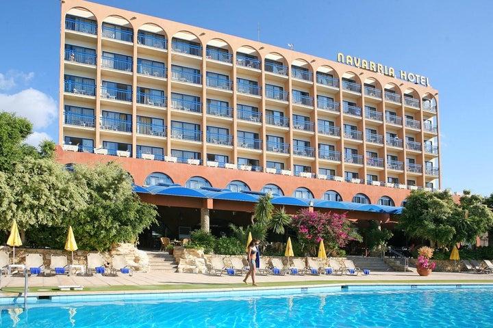 Navarria Hotel in Limassol, Cyprus