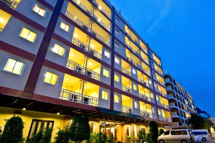 Golden Sea Pattaya Hotel Image 15