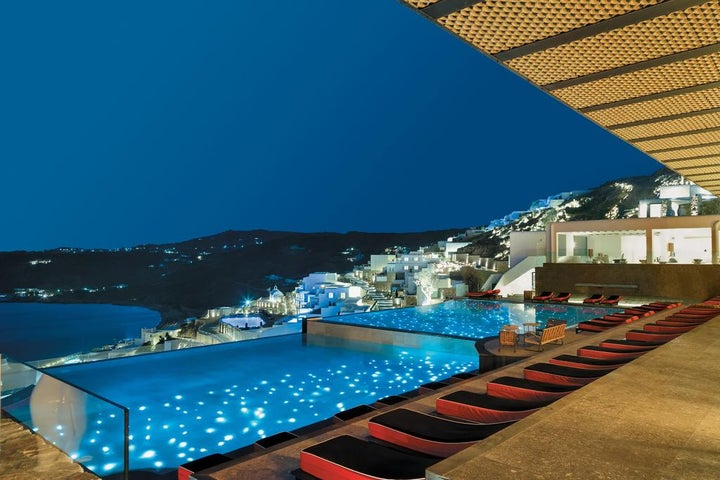 Myconian Avaton Boutique Design Resort in Elia Mykonos, Mykonos, Greek Islands