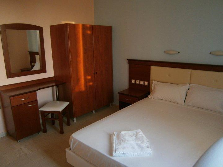 Portego Hotel & Apartments in Laganas, Zante, Greek Islands