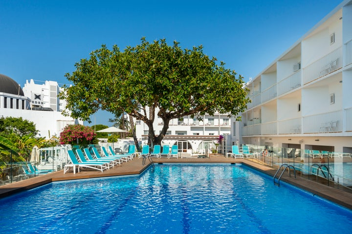 Playasol Marco Polo II Hotel in San Antonio, Ibiza, Balearic Islands